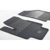 Коврики в салон (пер. 2 шт) для Kia Rio II/Hyundai Accent 2006-2010 (Stingray, 1009012F)