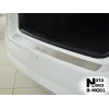 Накладка на задний бампер для MG 350 2012+ (Nata-Niko, B-MG01)