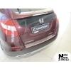 Накладка с загибом на задний бампер для Honda Crosstour 2012+ (NataNiko, Z-HO12)