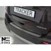 НАКЛАДКА НА ЗАДНИЙ БАМПЕР CHEVROLET TRACKER 2013+ (NATA-NIKO, B-CH13)