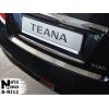 Накладка на задний бампер для Nissan Teana II 2011+ (NATA-NIKO, B-NI12)