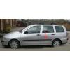 Молдинги на двери для Kia Sephia 1998-2001 (Automotiva, AT.KISHS98.F1)