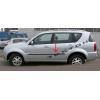 Молдинги на двери для Suzuki Liana 2001-2006 (Automotiva, AT.SULNC01.F1)