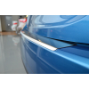 Накладка с загибом на задний бампер для Subaru Legacy V (4D) 2009+ (NataNiko, Z-SB13)