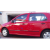 Молдинги на двери для Skoda Fabia I 1999-2007 (Automotiva, AT.SKFBC99.F11)