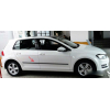 Молдинги на двери для Volkswagen Golf (HB) 2011+ (Automotiva, AT.VWGFHB11.F11)