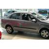 Молдинги на двери для Chevrolet Aveo 2006-2010 (Automotiva, AT.CHAVOS06.F12)