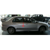 Молдинги на двери для Mitsubishi Lancer Evo 9 2005-2007 (Automotiva, AT.MILR9S05.F14)