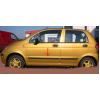 Молдинги на двери для Daewoo Matiz (HB) 1998-2004 (Automotiva, AT.DWMTZHB98.F2)