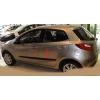 Молдинги на двери для Opel Agila (HB) 2007+ (Automotiva, AT.OPAGIHB07.F22)
