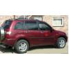 Молдинги на двери для Chery Tiggo Mk3 2006-2010 (Automotiva, AT.CYTGG3SV06.F3)