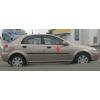 Молдинги на двери для Chevrolet Lacetti 2004-2010 (Automotiva, AT.CHLCT04.F3)