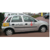 Молдинги на двери для Opel Agila (HB) 2000-2007 (Automotiva, AT.OPAGIHB00.F3)