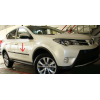 Молдинги на двери для Toyota Rav4 2000-2005 (Automotiva, AT.TYRV4SV00.F3)