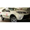 Молдинги на двери для Toyota Rav4 Mk4 2013+ (Automotiva, AT.TYRVMK4SV13.F3)