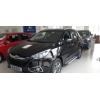 ПОРОГИ АЛЮМИНИЕВЫЕ ДЛЯ Hyundai IX-35 2010+  (ARP,ST AB007)