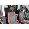 Авточехлы (Premium Style) для салона Fiat Doblo Maxi 2009+ (MW BROTHERS)