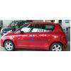 Молдинги на двери для Suzuki Swift 3d (HB) 2005-2010 (Automotiva, AT.SUSWHB05.F13)