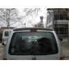 Задний спойлер (Аякли) для Volkswagen Caddy 2003+ (DDA-TUNNING, SPOVWCAD01)