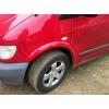 Расширители колесных арок (4 шт.) для Mercedes Vito (W638) 1995-2003 (DDA-TUNNING, NACMERVIT63805)