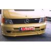 Юбка на передний бампер (Brabus Style) для Mercedes Vito (W638) 1996-2003 (DDA-TUNNING, NACMERVIT63807)