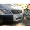 Губа на передний бампер (Brabus Style) для Mercedes Vito (W639) 2003+ (DDA-TUNNING, NACMERVIT63913)