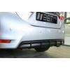 Диффузор на задний бампер для Toyota Corolla 2013+ (DDA-TUNNING, NACSKOOCTA704)