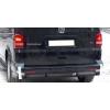 Юбка на задний бампер для Volkswagen T5 2010+ (DDA-TUNNING, NACVWT508)