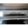 Накладка на внутренний пластик порогов для Nissan X-Trail II (T31) 2007+ (NATA-NIKO, PV-NI25)