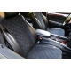 Накидки на сиденья автомобиля (передние, к-кт. 2 шт.) (AVTOРИТЕТ, black)