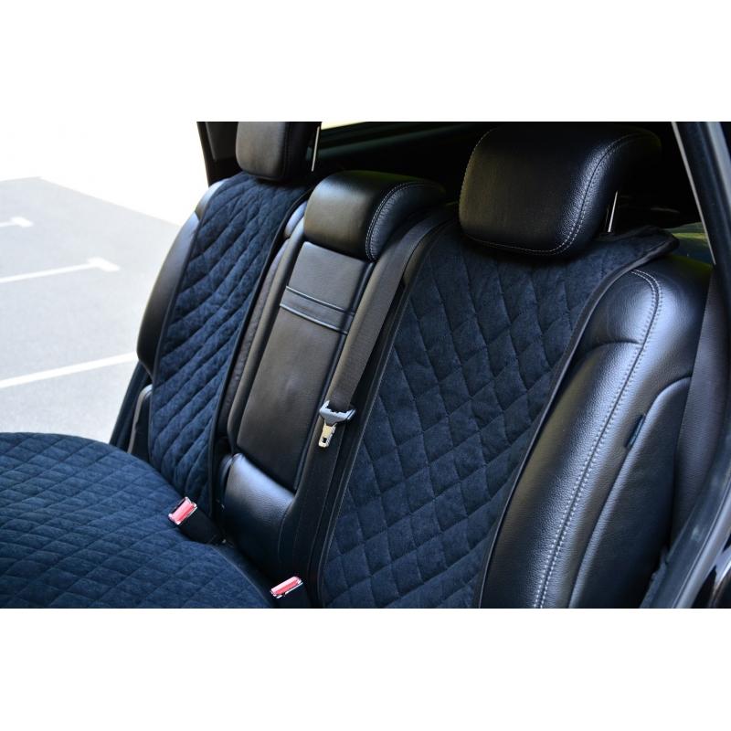 Задняя накидка на сиденье автомобиля
