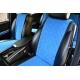 Накидки на сиденья автомобиля (передние, к-кт. 2 шт.) (AVTOРИТЕТ, blue)
