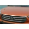 Хром накладка на передний край капота (кромка капота) для HYUNDAI Tucson IX-25 2014+ (Kindle, HX-C43)