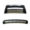 Накладки на передний и задний бамперы для Lifan X60 2012+  (Kindle, HM-X60-B23/HM-X60-B24)