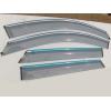 Ветровики (дефлекторы окон) для JAC S5 2013+ (Kindle, S5-V31)