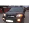 Дефлектор капота для Acura MDX 2001-2006 (VIP, AC01)