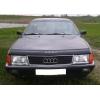 Дефлектор капота для Audi 100 (44кузов С3) 1983-1991 (VIP, AD01)