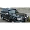 Козырек на лобовое стекло для Toyota Land Cruiser 100 1997-2007 (LASSCAR, 1LS 030 920-142)