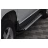 Пороги алюминиевые (ALMOND) для TOYOTA RAV 4 2006-2012 (ARP, ST.AL.MD)