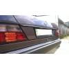 Накладка под номер для Mercedes E-Class (W124) 1985-1995 (LASSCAR, 1LS 030 920-321)