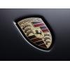 Эмблема (шильдик) на перед для Porsche (DT, EMB016)