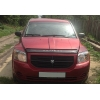 Дефлектор капота для Dodge Caliber 2006-2012 (VIP, DD01)