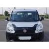 Дефлектор капота для Fiat Doblo 2010+ (VIP, FT12)