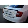 Задний спойлер (Сабля) для  Skoda Rapid 2012+ (AutoPlast, SRC2013)