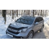 Дефлектор капота для Honda CR-V 2007-2010 (VIP, HD09)