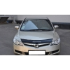 Дефлектор капота для Honda Civic SD 2006-2012 (VIP, HD06)