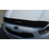 Дефлектор капота для Hyundai i30 2012+ (VIP, HYD39)