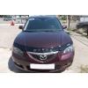 Дефлектор капота для Mazda 3 SD 2003-2008 (VIP, MZD02)