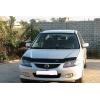 Дефлектор капота для Mazda 323 (S/F) 2000-2003 (VIP, MZD05)