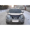 Дефлектор капота для Nissan X-Trail (T30) 2001-2006 (VIP, NS14)